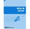 คู่มือซ่อมรถยนต์ MAZDA RX8 (2003-2~)