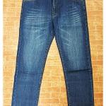 BIG LINE'S 301-4 กางเกงยีนส์ขายาว ขายกางเกง กางเกงคนอ้วน เสื้อผ้าคนอ้วน กางเกงขายาว กางเกงเอวใหญ่