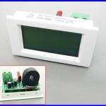 เครื่องมือวัดไฟฟ้า แอมป์มิเตอร์ ดิจิตอลแอมป์มิเตอร์ 300V / 50A LCD Digital AC Volt Amp Current 2 in 1 Panel Meter Voltmeter Ammeter DDH-302L