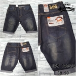 L95 1004/3 กางเกงยีนส์ขาสั้น ขายกางเกง กางเกงคนอ้วน เสื้อผ้าคนอ้วน กางเกงขาสั้น กางเกงเอวใหญ่