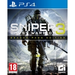 PS4: Sniper Ghost Warrios 3 - Season Pass Edition (Z3) [ส่งฟรี EMS]