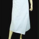 ผ้าถุงขาว โทเร TC เบอร์ 0 ขนาด 40 นิ้ว * 1.8 เมตร