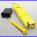 เครื่องวัดค่าความนำไฟฟ้าดิจิตอล เครื่องวัดความเข้มข้นปุ๋ย เครื่องวัดสภาพดิน เครื่องวัดสารเคมีเจือปน Digital EC Conductivity Meter 10~1990μs/cm