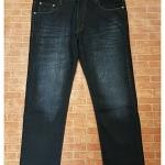 NO F808 กางเกงยีนส์ขายาว ขายกางเกง กางเกงคนอ้วน เสื้อผ้าคนอ้วน กางเกงขายาว กางเกงเอวใหญ่
