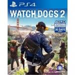 PS4: Watch Dogs 2 (Z All) [ส่งฟรี EMS]