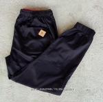กางเกง JOGGER พรีเมี่ยม ริมแดง สีดำ BIG 615