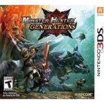 3DS: Monster Hunter Generation (US) [ส่งฟรี EMS]