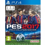 PS4: PES - Pro Evolution Soccer 2017 (Z2) [ส่งฟรี EMS]