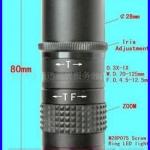 กล้องจุลทรรศน์ Machine vision lenses Widely used in great depth of electronic products test 20X-60X