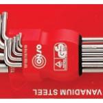 ประแจท็อคตัวแอลยาว CONSO 9 ตัวชุด WTMD0309