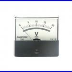 Panel Meter มิเตอร์ติดแผงหน้าปัทม์ 7203 DC30V
