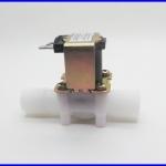 """โซลินอยด์วาล์ว ปิดเปิดน้ำ ปิดเปิดElectric Solenoid Valve 12V DC for Water Air N/C 1/2""""(ขนาด4หุน)"""