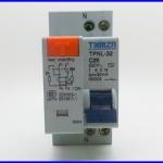 เซอร์กิตเบรกเกอร์ อุปกรณ์ป้องกันไฟฟ้า เบรกเกอร์ป้องกันไฟช๊อต 1P+N 25A DC 230V Circuit breaker