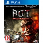 PS4: Attack On Titan - Wing of Freedom (Z2) - Eng