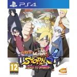 PS4: Naruto Shippuden:ULtimate Ninja Storm 4 Road To Boruto (Z3) [ส่งฟรี EMS]