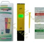 เครื่องวัดค่าความเป็นกรด-ด่าง (พีเอช) Digital pH Meter ทศนิยม 2 ตำแหน่ง