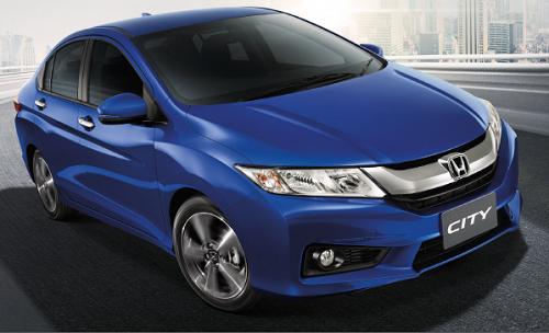 Honda City 2014-2015