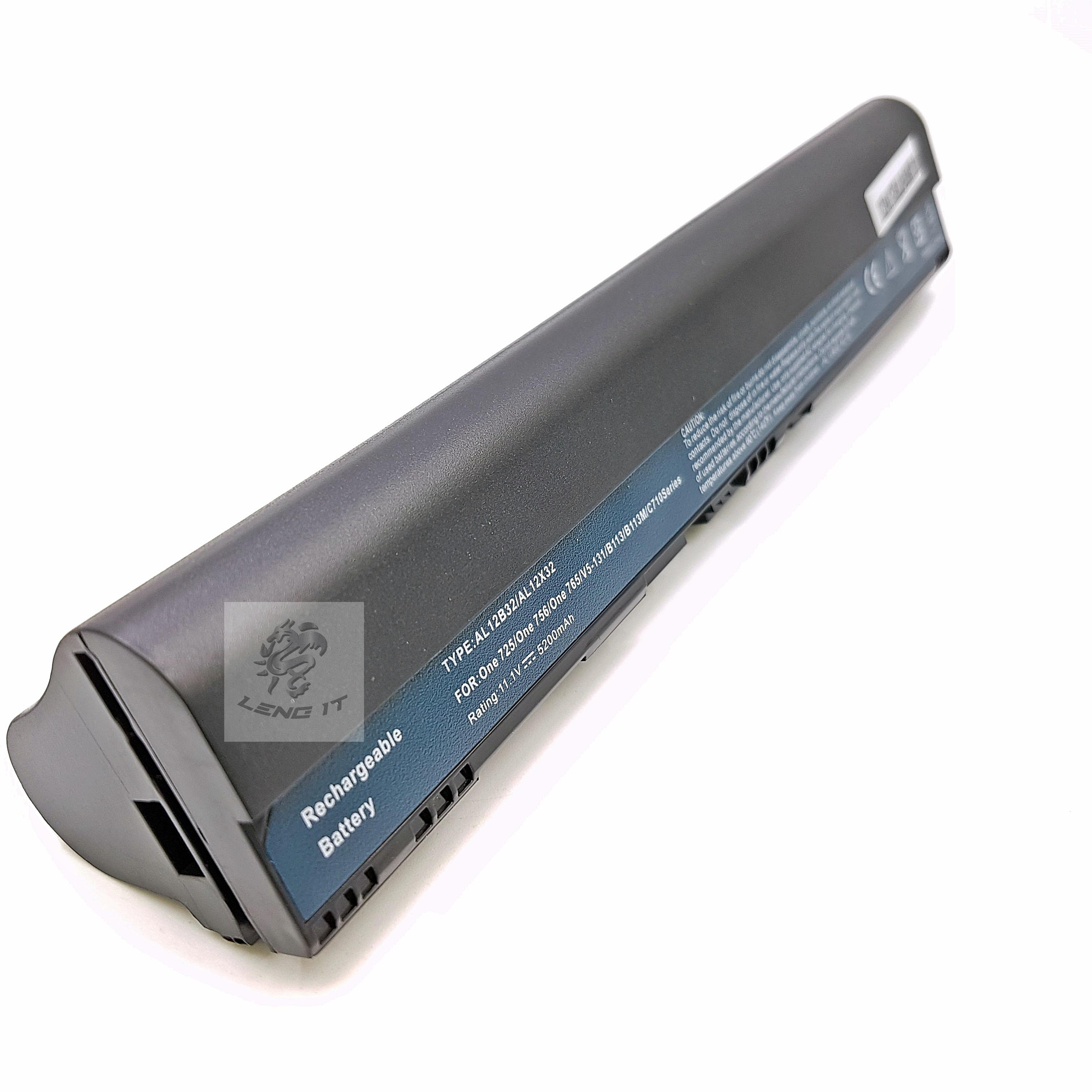 Battery Acer 756 Inspired By Lnwshopcom Baterai Original Aspire One 725 Ao725 Ao756