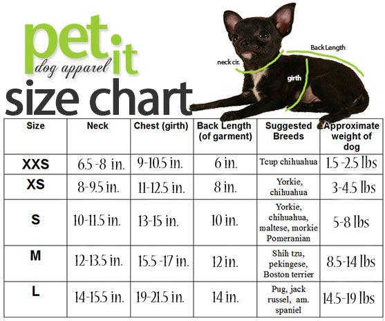 วิธีวัดเสื้อให้น้องหมาน้องแมว ไซต์เสื้อสุนัข