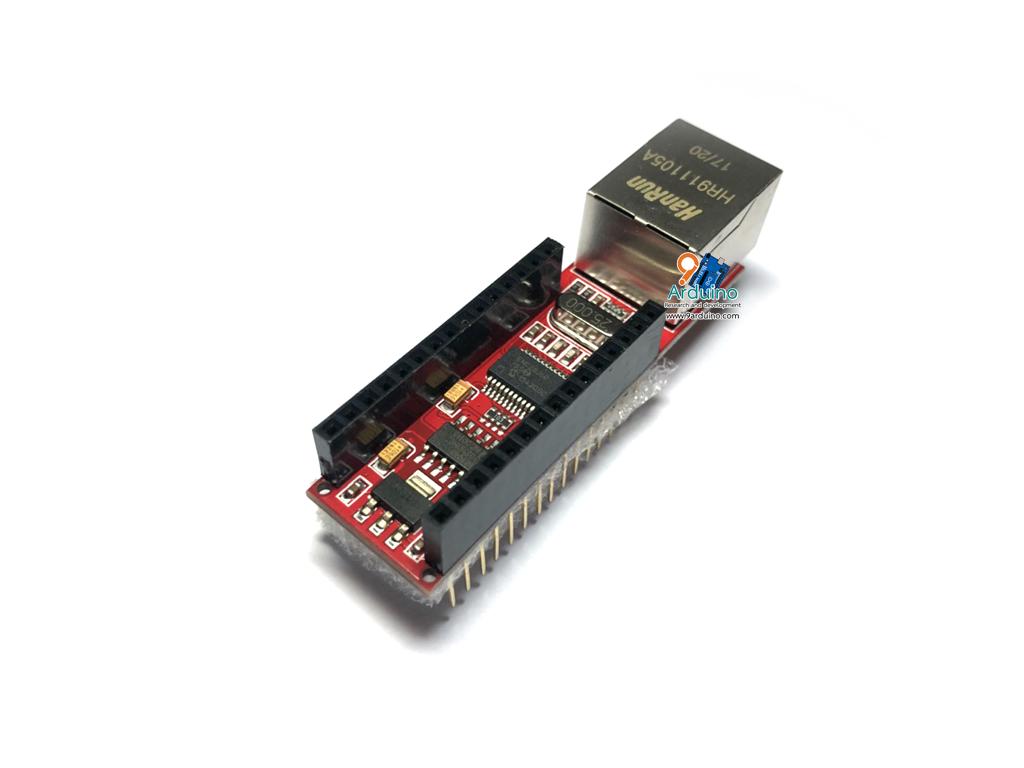 Nano ENC28J60 Ethernet Shield V1.0 Network Module