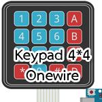 keypad Onewire
