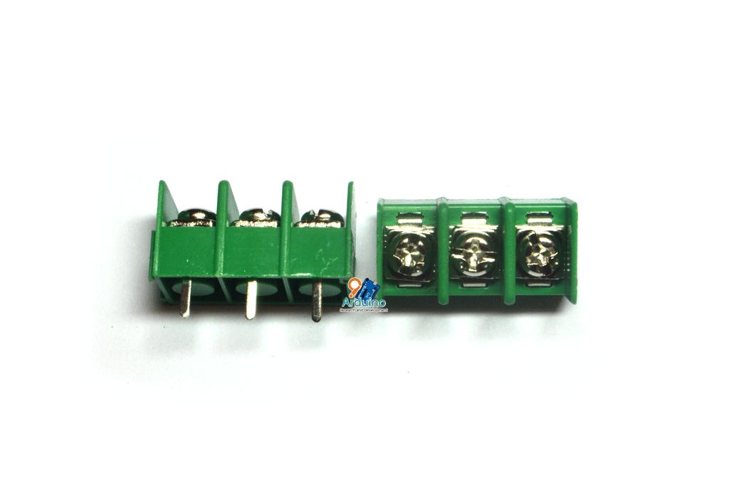 KF7.62-3P Screw Terminal Block Connector