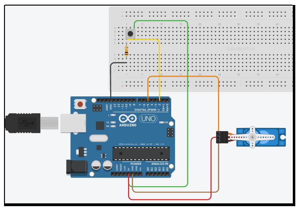 จำลอง ต่อวงจร Arduino