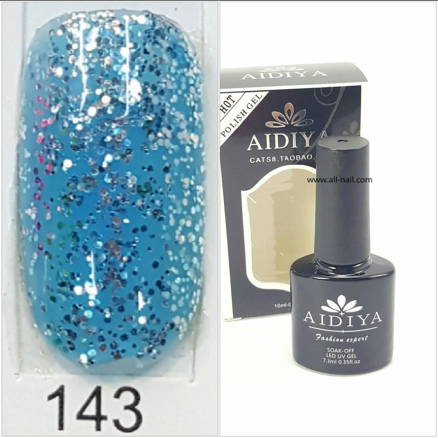 สีเจลทาเล็บ AIDIYA #143