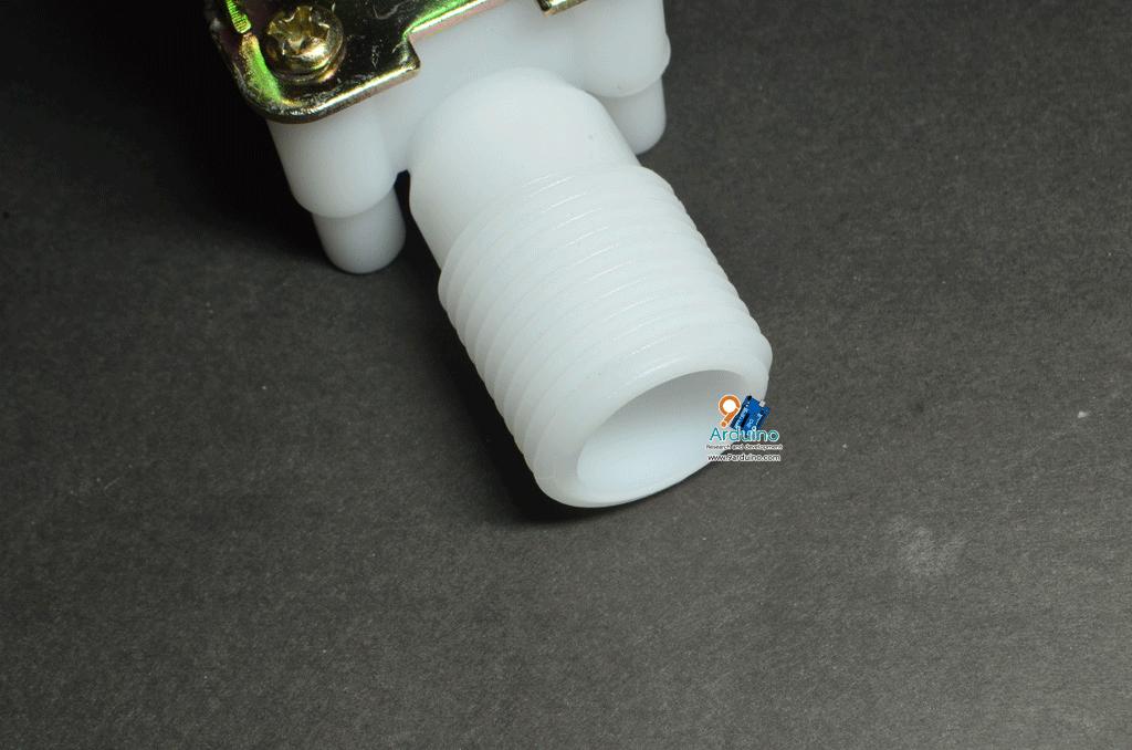 Solenoid Valve โซลินอยด์วาล์วพลาสติก 4หุน 12VDC
