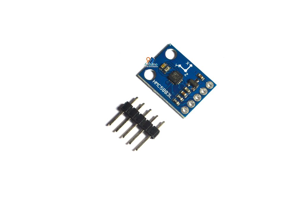 3-Axis Digital Compass Module (HMC5983) GY-282