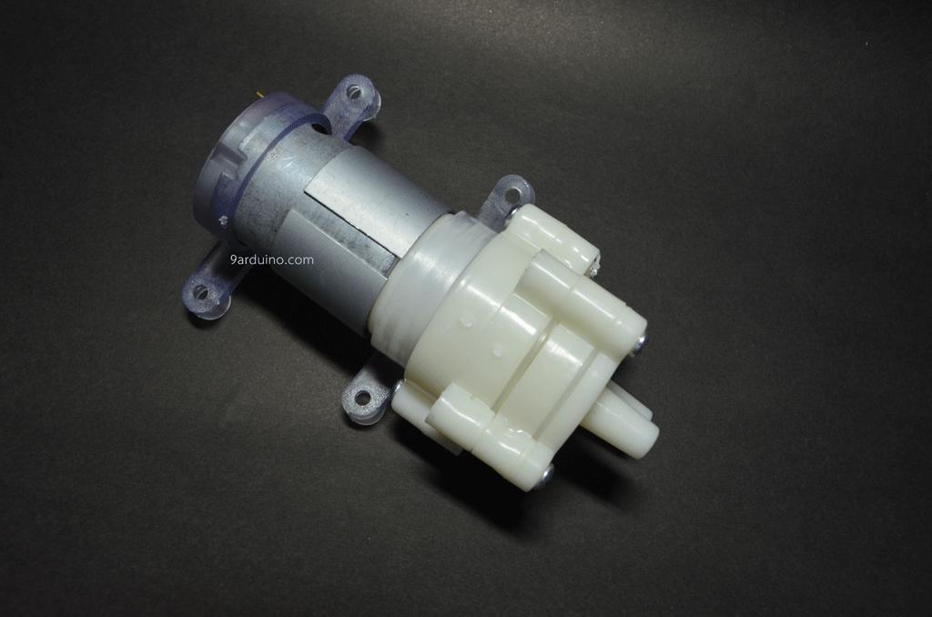 Pump water DC ปั้มน้ำ DC 6-12V พร้อมสายยาง ยาว 1 เมตร