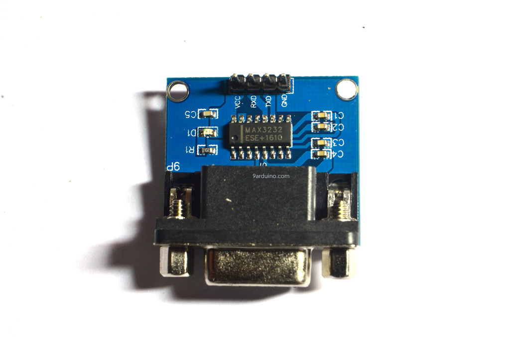 RS232 To TTL (MAX3232)