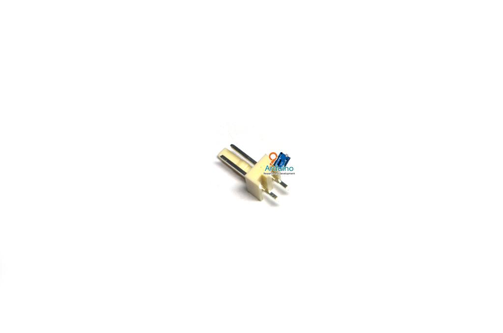 KF2510 2.54mm 2P connectors male plug plastic shell