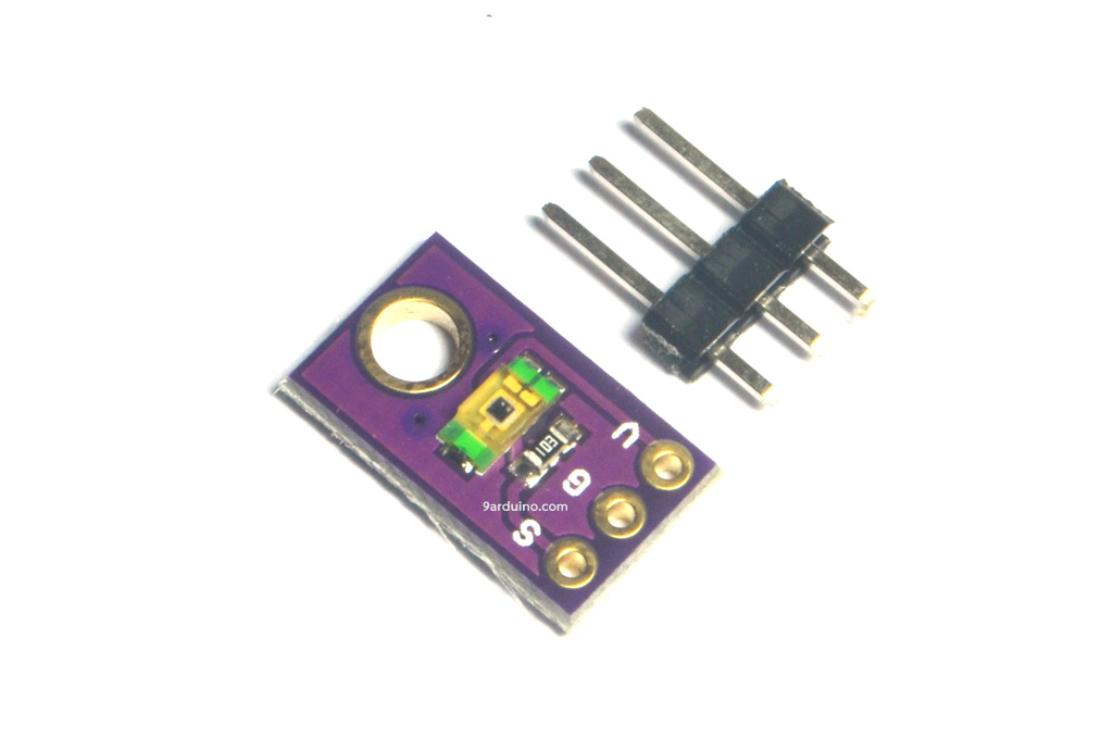 CJMCU-TEMT6000 light intensity module Visible light