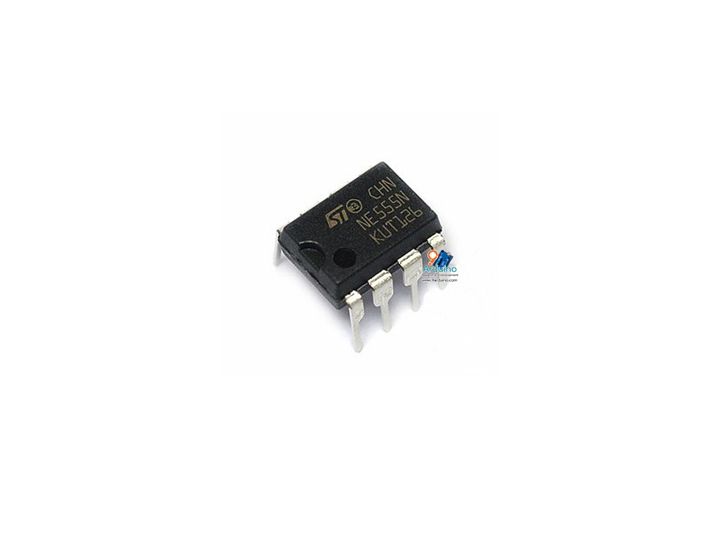 IC 555 ไอซี 555 NE555N