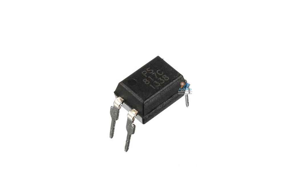 PC817 DIP-4 Opto Isolator