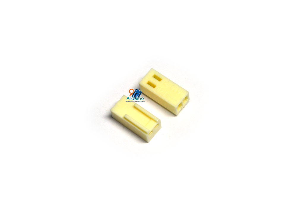 KF2510 2.54mm 2P connectors Female plug plastic shell