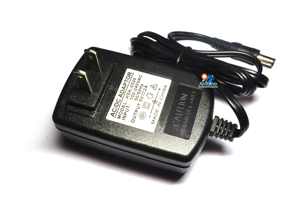 Adapter DC 5V 2A