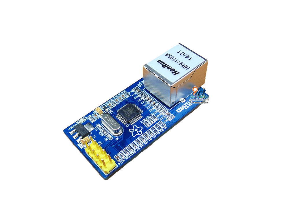 W5500 Ethernet Network Module TCP/IP Interface