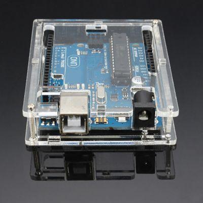 Case acrylic Arduino UNO R3