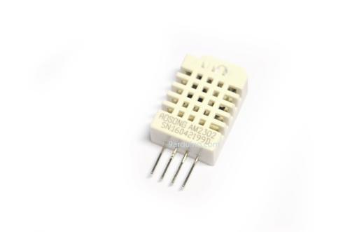 DHT22 (AM2302) เซนเซอร์วัดอุณหภูมิ+ความชื้น สำหรับ Arduino ความแม่นยำสูง แถม R4.7K