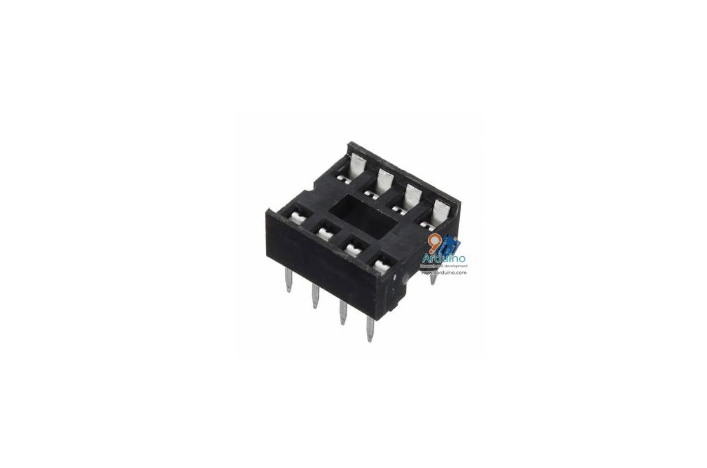 ซ็อคเก็ต Socket 8 pin DIP IC Sockets