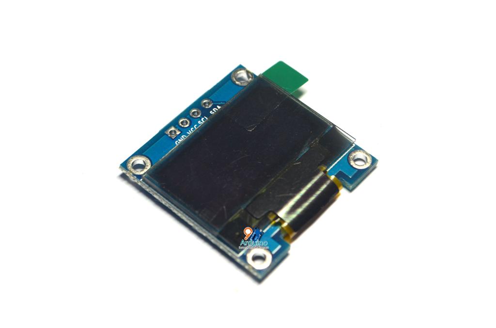 """OLED LCD Display White 0.96"""" 128X64"""