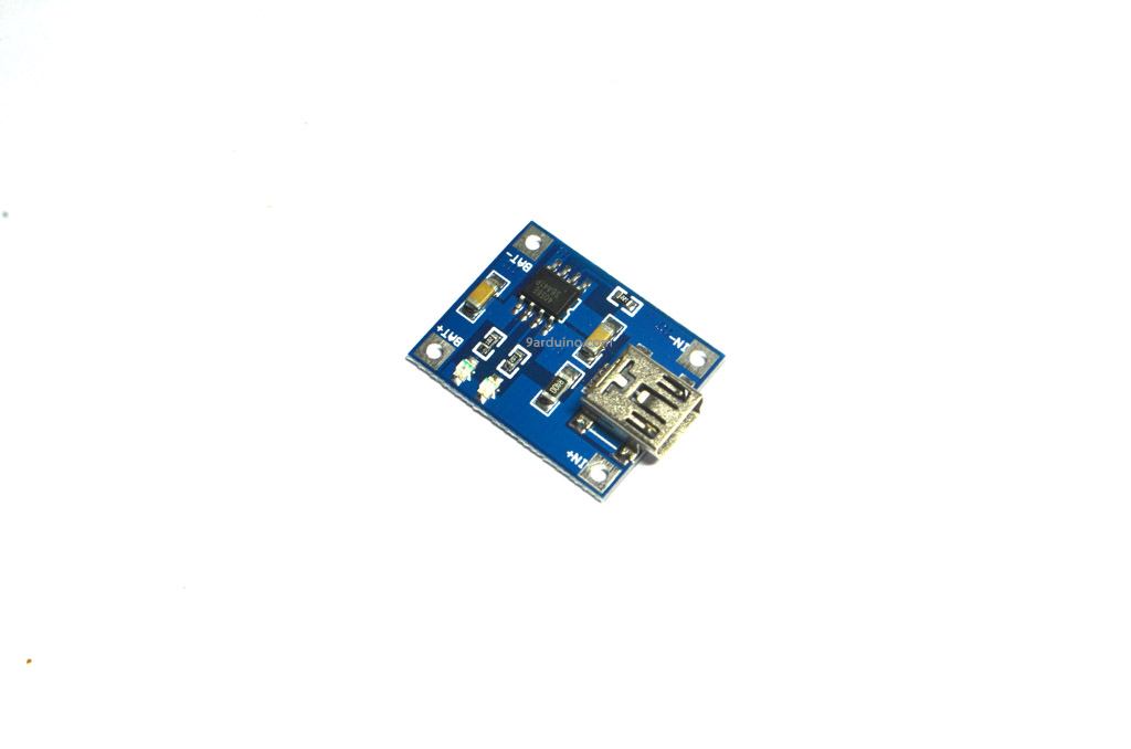 18650 lithium battery charging 1A board TP4056