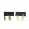 1x8 Pin Female Pin Header Connector จำนวน 1 ชิ้น