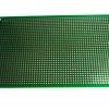 แผ่นปริ๊นอเนกประสงค์ แผ่นปริ้นไข่ปลา Prototype PCB Board 9x15 cm สีเขียว