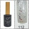 สีเจล QP 12ml. #112