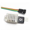 DHT22 (AM2302) เซนเซอร์วัดอุณหภูมิ+ความชื้น Module with PCB ความแม่นยำสูง สำหรับ Arduino