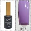 สีเจล QP 12ml. #027