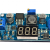 Module DC-to-DC Step down Converter LM2596 (3A) (มีจอแสดง แรงดัน)